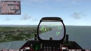 Let's Play Falcon BMS:Interdiction With Escort Package Mission:Rolling Fire Pilot(s): EagleO - 4 / 4